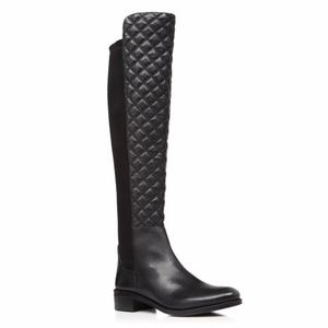 [VINCE CAMUTO] Justina Quilted Over The Knee Boots